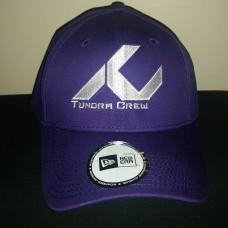 New Era Original Stretch Fit Purple Hat