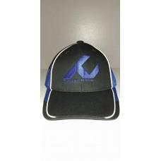 Black/Blue Hat with Blue TC