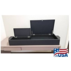 SUVAULT® LD3043 FOR 2007 - 2018 TOYOTA TUNDRA DOUBLE CAB LONG GUN SAFE