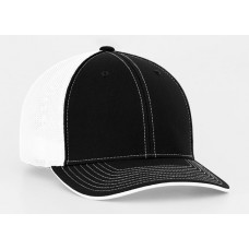3D Black White
